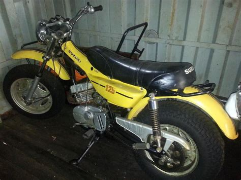 Suzuki 125 Trail Bike 1974 Suzuki Rv125 Dirt Trail Bike For Sale On 2040 Motos