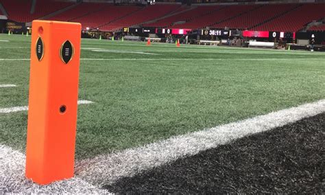 espn aims  innovate  college football playoff semifinals productions  refcam goal