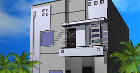 home design for 5 marla 5 marla front elevation 1200 sq ft house plans modern