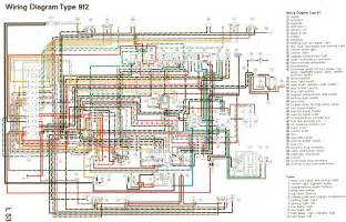 wiring diagram for early 912