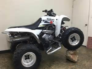 suzuki quadsport z250 motorcycles for sale