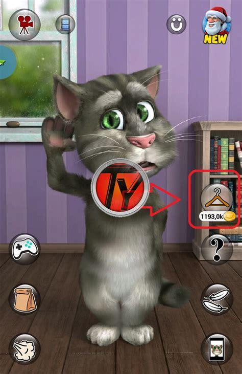 talking tom2 apk talking tom cat 2 trucchi android
