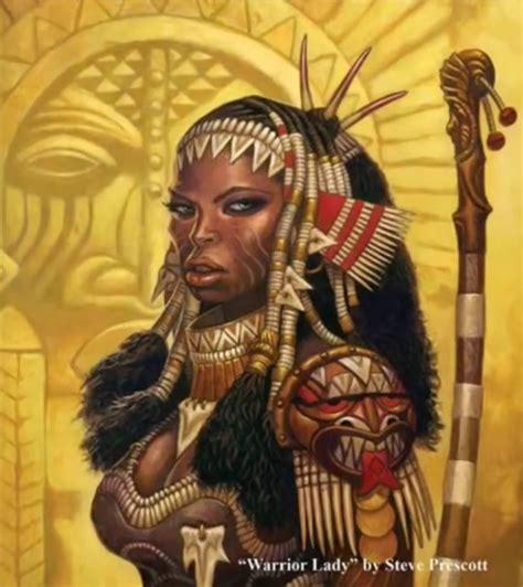 african american warrior princess warrior lady by steve prescott eye own safety