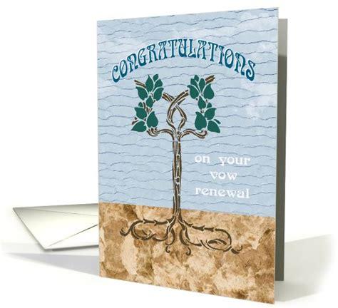 Congratulations Wedding Vow Renewal by Vow Renewal Congratulations Card 402259