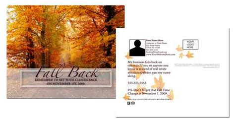 Fall Giveaway Ideas - crisp fall and winter marketing ideas stay in front of your soi w mailings giveaways