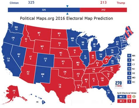 united states political party map 2012 political maps maps of political trends election results