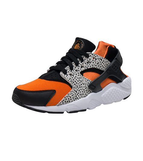 Nike Huarache Black White Bnib 100 2 bnib new nike huarache run safari white black size 5 5 uk ebay