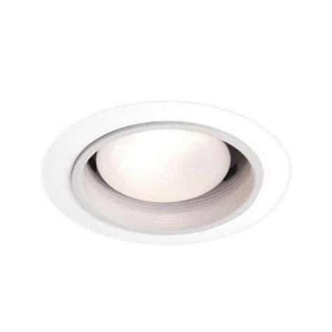 Halogen Recessed Light Fixtures Bazz 200 Series 4 In White Black Halogen Or Incandescent