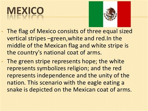 what do colors represent what do the colors of the mexican flag represent 28