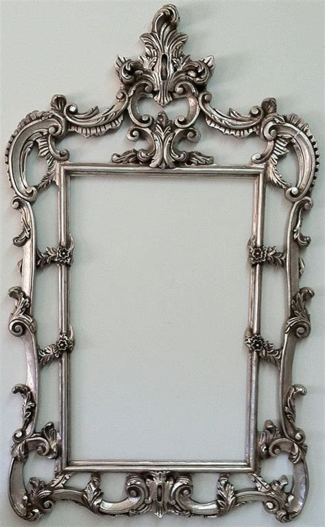 shabby chic mirror french mirror frame baroque frames wedding gift colors shabby and
