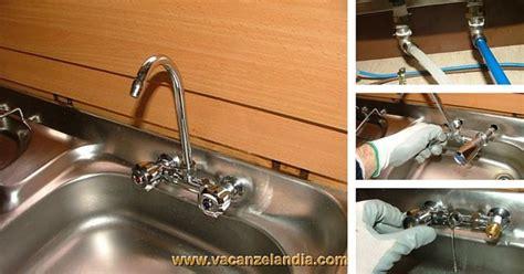 sostituzione rubinetto riparazioni sostituzione miscelatore lavello cucina