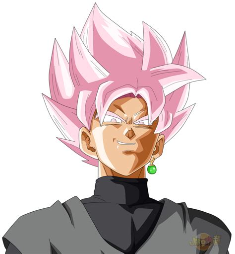 imagenes de goku rose goku black ssj rose face by jaredsongohan on deviantart