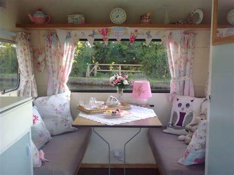 Avondale Interiors by Vintage Classic Caravan Sprite Cadet 10 Small Shabby