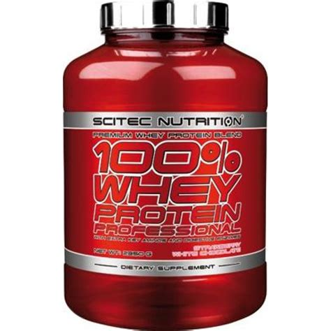 Whey Scitec Scitec Nutrition 100 Whey Protein Professional 2350g