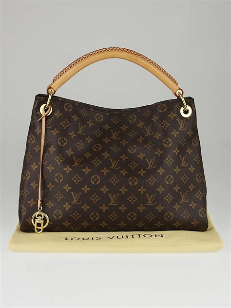 louis vuitton monogram canvas artsy mm bag yoogis closet