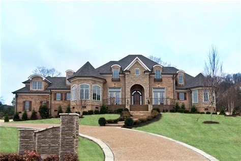 houses in tennessee dream homes tennessee home miscellaneous mansion posts 2 newly built home in