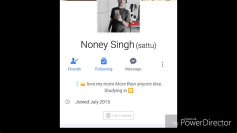 biography of facebook my frist bio facebook instagram follow me youtube