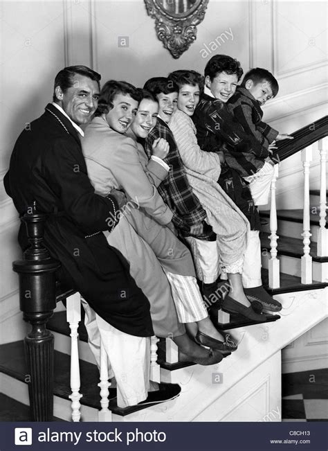 room for one more cary grant betsy george winslow room for one more 1952 stock photo royalty free image