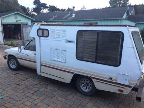 Toyota Sandtana For Sale 1982 Toyota Sandtana Motorhome For Sale In Moss Ca