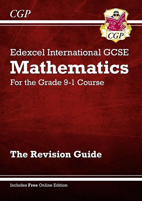 maths revision guide new edexcel international gcse maths revision guide for the grade 9 1 coursecgp books the