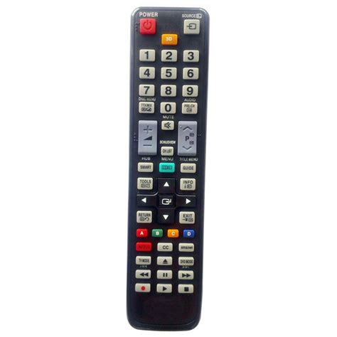Samsung Universal Remote New Samsung Tv Dvd Player Universal Remote No Programming Needed Ws Ebay