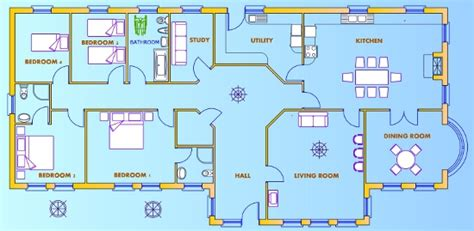 house floor plans uk woodwork 4 bed house plans uk pdf plans