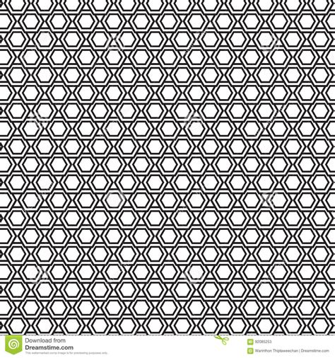 white hexagon pattern white hexagon shape background pattern royalty free stock