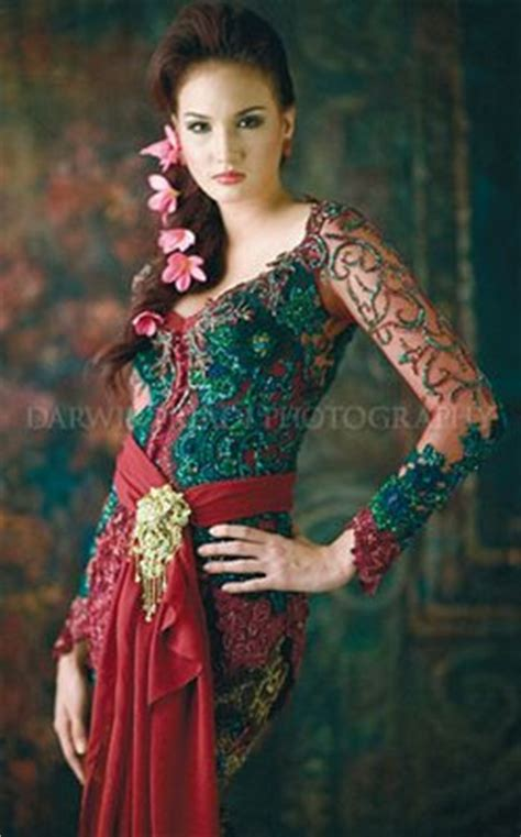 model kebaya bali rhin s blog value local of javanese kebaya