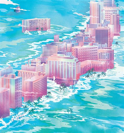 to of miami miami is flooding the new yorker