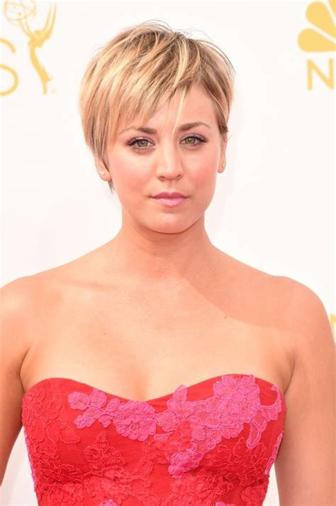 short hair penny on cbs big bang theory penny s haircut kaley cuoco short hair