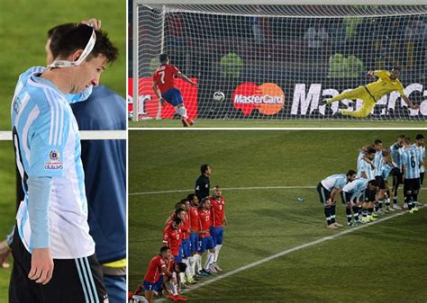argentina kalah adu penalti 4 1 chili juara copa amerika
