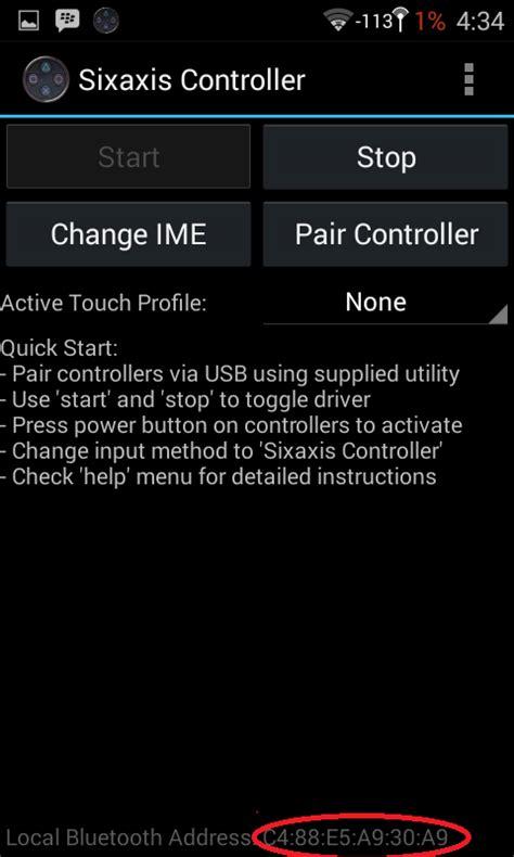 Stik Ps Usb Untuk Android 3 langkah menghubungkan stik ps3 dengan hp tablet android
