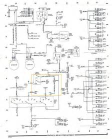 pennock s fiero forum wire diagram for 87 rear by nightmare cruiser