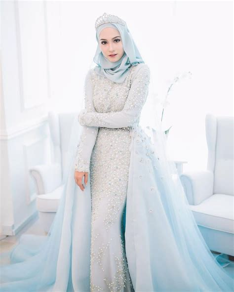 1000  images about Muslima wedding on Pinterest   Hijabs
