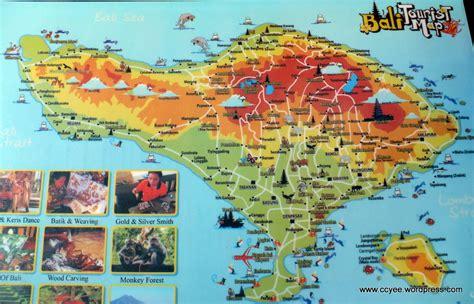 printable road map of bali bali free and easy trip day 4 cc yee s blog