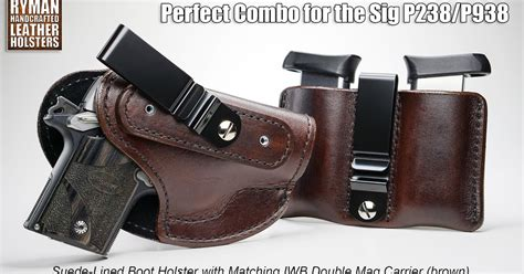 ryman holsters photo combo boot holster
