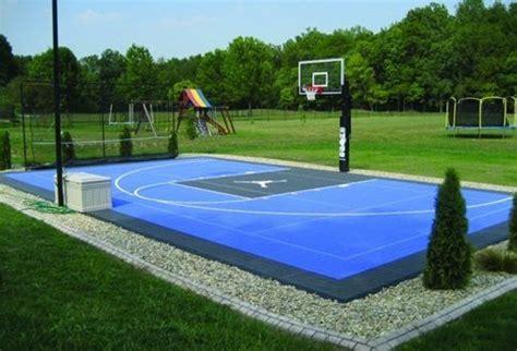 furniture backyard basketball court construction florida