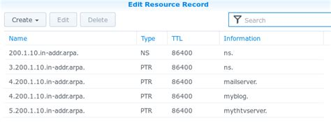 dns  dhcp  synology nas beware   musings
