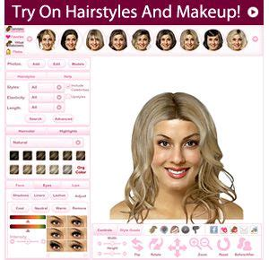 virtual hairstyles highlights hairstyles haircuts and hair colors hair style 50 hair