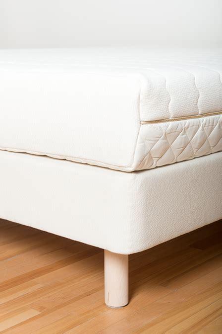 Sleeptek Crib Mattress Sleeptek Float Organic Rubber Mattress Soma Organic