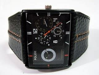 Jam Swiss Army Dhc Leather Black dual time leather black rp 500 000 kw