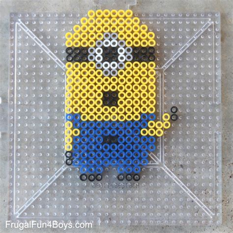 how to make perler bead patterns minions perler bead patterns