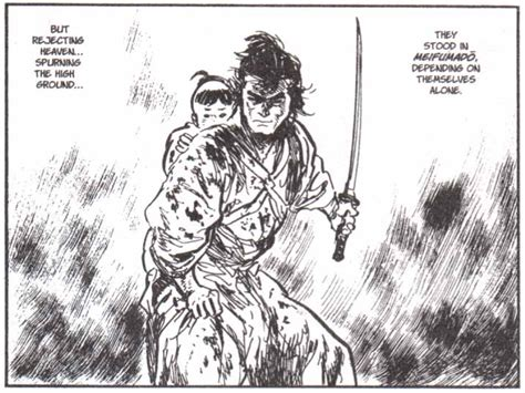 slicing dicing samurai lone wolf and cub bloody cult
