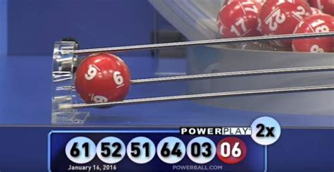 california powerball drawing tv channel what are the powerball winning numbers for january 16