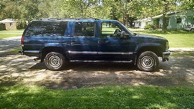how does cars work 1998 chevrolet suburban 2500 lane departure warning 1998 chevy 2500 cars for sale