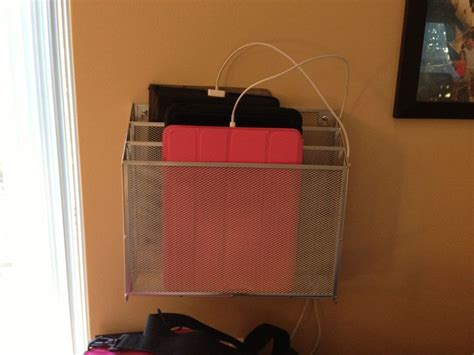 diy tablet charging station 43 best images about charging station ideas on pinterest