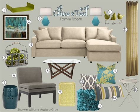 teal and lime living room before after olive aubergine living room teal and lime by jackie hernandez