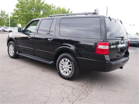 Expedition E6684 Black 1 ford expedition el 2012 black suv xlt flex fuel 8 cylinders 4 wheel drive automatic with