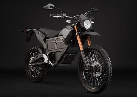 Zero Motorrad 125 by 2013 Zero Fx All New Electric Bike Pricing Autoevolution