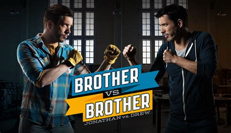 brother vs brother the ultimate renovation altercation is back on brother vs